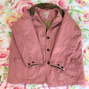 COPY - LL Bean Women's Utility Barn Field Coat Pi…
